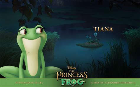 tiana in the bayou from disney s princess and the frog