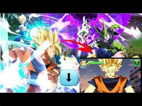 saiu!!! novo dragon ball fighter z para android downloa