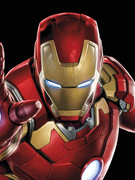 wallpaper iron man hd  movies
