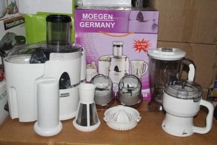 Juicer Moegen Germany blender juicer 7in1 moegen germany like phillips happy shopping