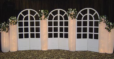 wedding backdrop ideas with columns shakia s wedding arbor ideas cinderella
