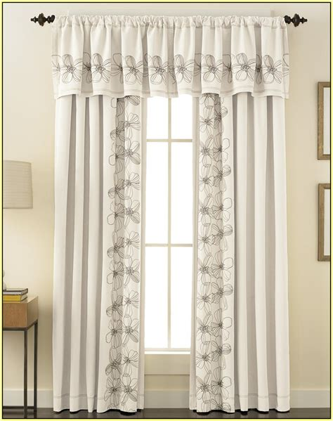 window curtain patterns valance patterns 13manorhill valance and swag curtains