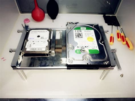 hard drive bench hard drive data recovery workbench dolphin data lab