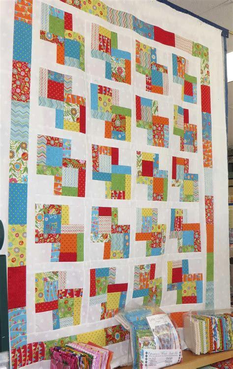 Quilt Shop Leclaire Iowa by Delights Quilt Kit