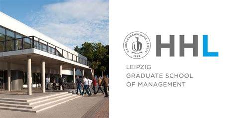 Leipzig Mba study in germany hhl leipzig mba scholarships for