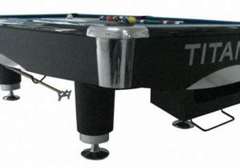 Meja Billiard Titanium jual stik cue tas meja billiard pool table aksesoris jakarta