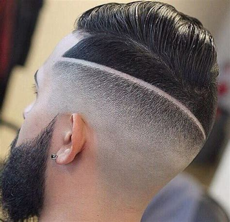 razor line haircut 26 stylish drop fade haircut ideas sharp unique style