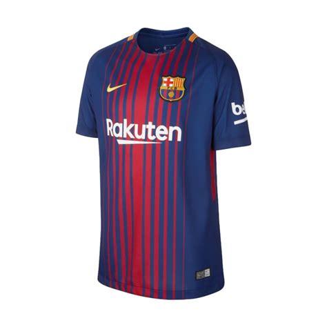 barcelona youth jersey su 225 rez barcelona 17 18 youth home jersey