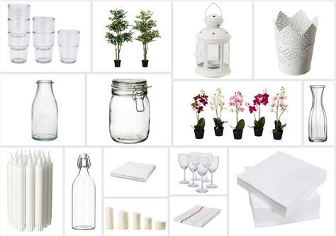 Truly Brilliant Ikea Wedding Hacks   http