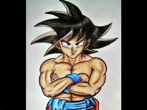 imagenes de goku en 3d 17 best ideas about c 243 mo dibujar a goku on pinterest