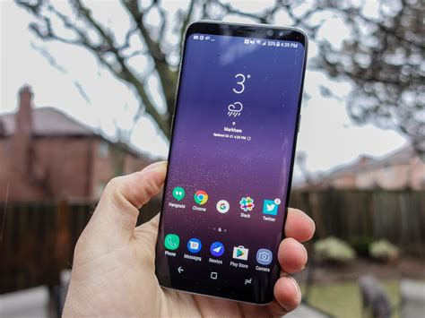 Samsung Screen Protector Galaxy S8 will you be using a galaxy s8 screen protector android
