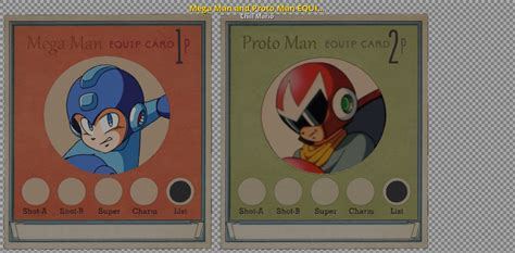 Cuphead Template Card by License Mega And Proto Equip Cards Cuphead Gui