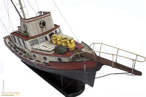 jaws cat boat jaws scaled scratch built model miniature model ships in
