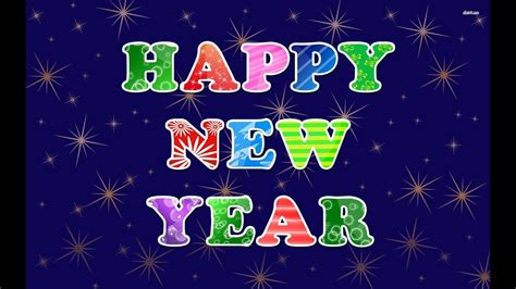 happy new year in picture happy new year