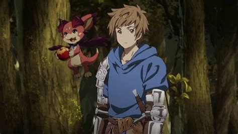 granblue fantasy the animation official trailer youtube