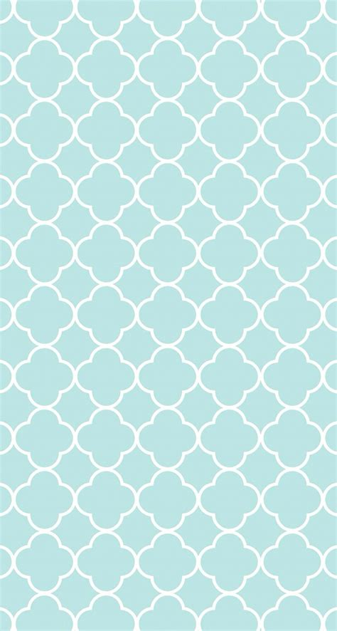 wallpaper for iphone 6 baby quatrefoil baby blue iphone 5 girly wallpapers pinterest