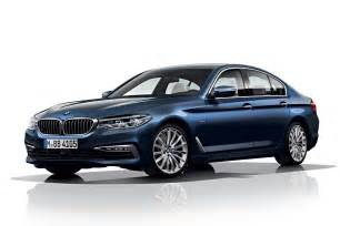 Bmw 5series New 2017 Bmw 5 Series Revealed Lighter Quicker More