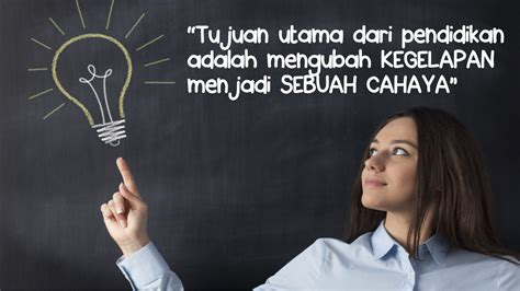 kata kata bijak pendidikan  populer  menginspirasi