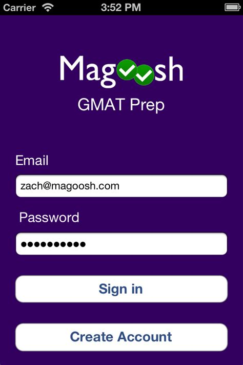 gmat prep iphone app magoosh gmat blog