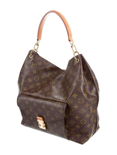 louis vuitton monogram metis bag handbags lou