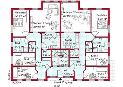 6 familienhaus bauen kosten dreifamilienhaus modell z3 270 gesamtwohnfl 228 che 535 5