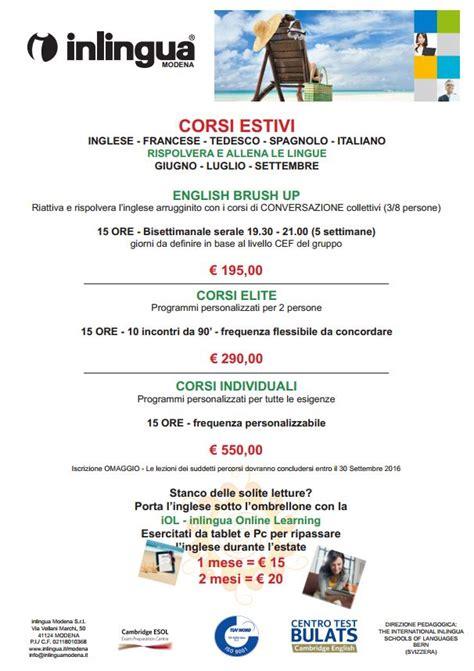 lingue orientali venezia test ingresso promozioni inlingua italia scuola di lingua corsi di