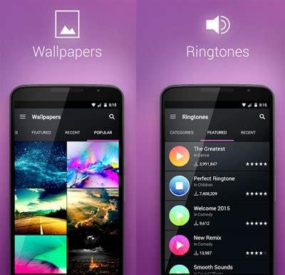 wallpaper keren zedge top 10 aplikasi wallpaper android terbaik paling keren