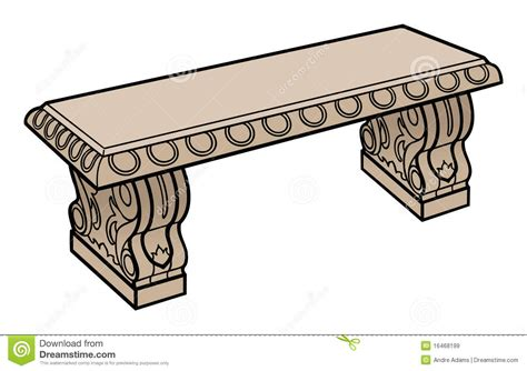 greek bench ancient greek bench royalty free stock images image