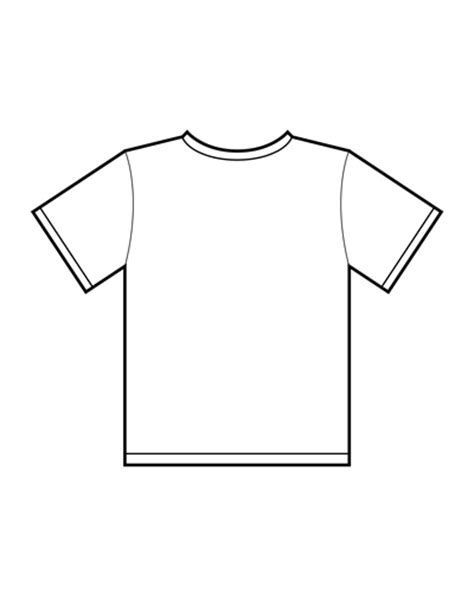 printable blank tshirt template t shirt template printable cliparts co