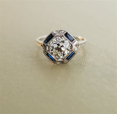 1920 vintage engagement rings wedding promise
