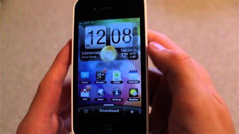 htc cydia themes awesome htc sense android theme for iphone jailbreak