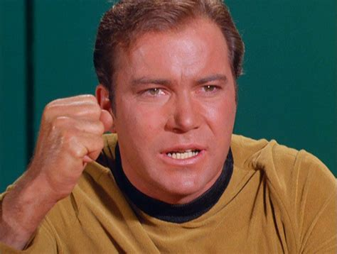 capt kirk hair there is in truth beauty a review of star trek 50