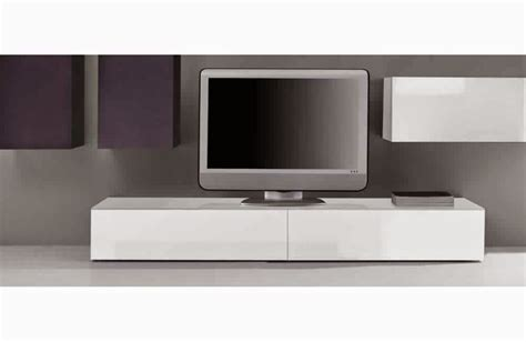 Délicieux Meuble Tv Industriel Ikea #4: Meuble+tv+blanc+laqu%C3%A9+4.jpg