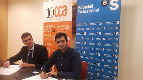 banco sabadell jerez cca firma convenio con el banco sabadell 183 el puerto