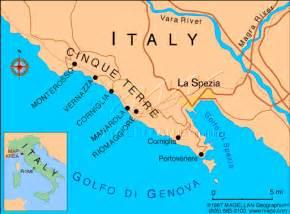 Vernazza Italy Map by Italy Cinque Terre Riomaggiore And Vernazza And Corniglia