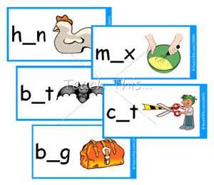 C Cvc Words by Cvc Words Missing Vowel Activity Fun Literacy