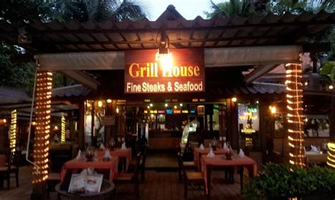 house grill menu spacial cocktails rabbit resort picture of rabbit resort pattaya s grill house