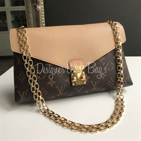 Louis Vuitton Runway Chain It Handbags 226 louis vuitton pallas chain bag