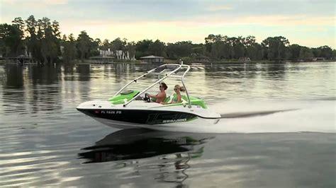 seadoo boat r 2012 boat buyers guide sea doo 150 speedster youtube