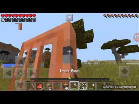 minecraft pocket edition:let's play (romana)ep 5 youtube