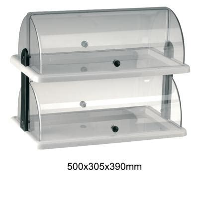 Pipping Bag Tray Holder rectangular pastry holder pastry tray 500x305x390mm ecotel