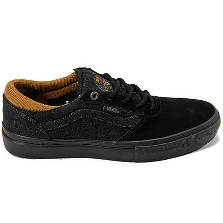 Vans Gilbert Crockett Black Gum Waffle Icc Original in stock at spot skate shop