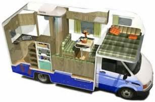 Motorhome Interior Design Ideas Tc5042 Motorhome Sleeps 5 6 Rving China Vehicle