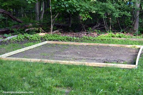 how to flatten backyard creating a level area in your yard