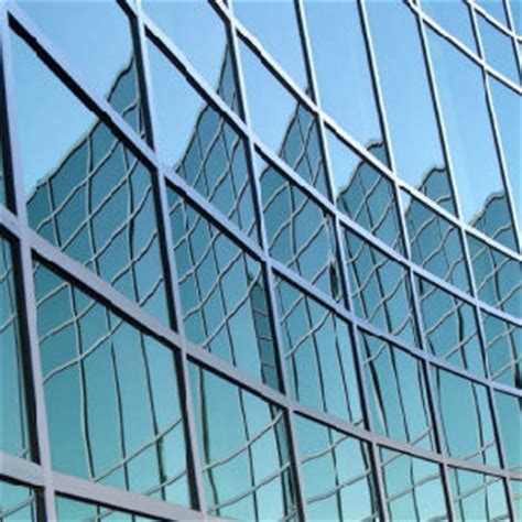 curtain wall glazing china curtain wall unit with low e argon spacer insulating
