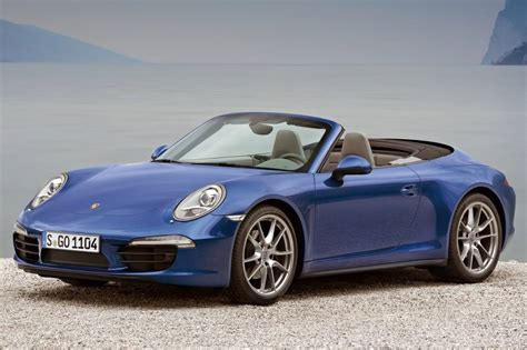 porsche convertible 4 seater used 2013 porsche 911 for sale pricing features edmunds