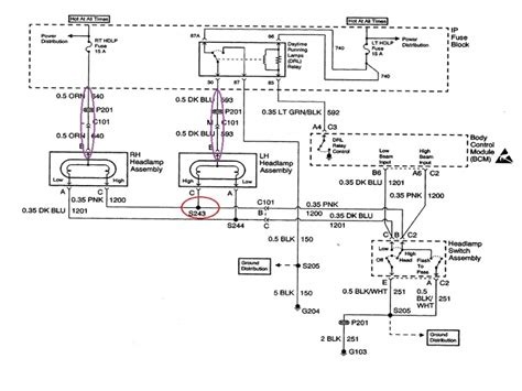 99 tahoe electrical diagram wiring diagrams wiring