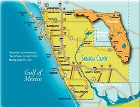 map of sarasota florida and surrounding area sarasota real estate and market trends