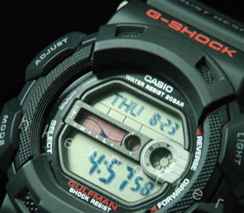 Casio G Shock Original G 9100 1dr casio g shock gulfman dual illuminator g 9100 1dr g