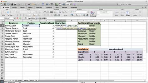 excel tutorial youtube vlookup vlookup tutorial and exle how to use nested vlookup